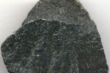 basalto e o granito