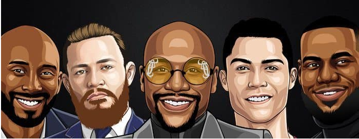 Os 20 atletas mais ricos do mundo 2020