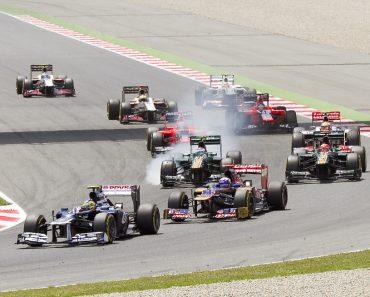 Quais são os efeitos físicos das corridas de Fórmula 1 nos pilotos?