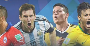 Curiosidades da Copa América