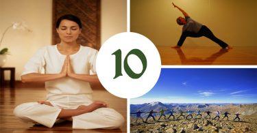 10 benefícios da ioga para o seu corpo e mente