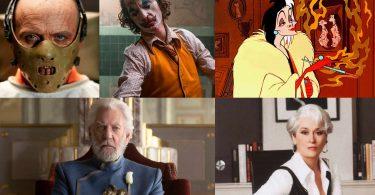 15 melhores vilões do filme | Você vai amá-los