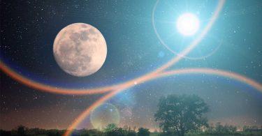 As cores da Lua e seus significados | Por que muda de cor?