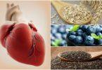 Superalimentos para proteger a saúde do seu coração