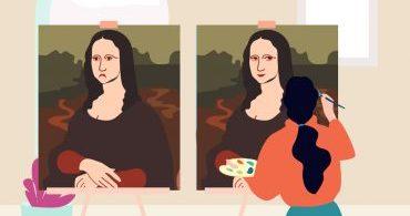 Como exatamente uma obra de arte é falsificada?
